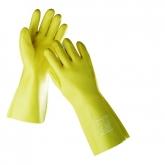 Rukavice Standard PVC žluté