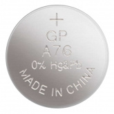 Baterie GP knoflíková A76 (LR44) 1,5V