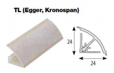 Těsnící lišta Egger H3734 ST9 4,1m