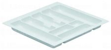 Příborník bílý (plast)