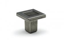 Knop Stockholm ocel oxidovaná