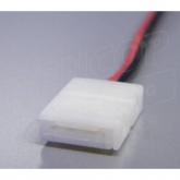 Koncovka LED pásku 10mm L=15cm /10mmXB-2/