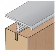 Profil pro kuchyňské desky 28 mm délka 3,5 m
