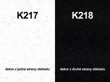 Zástěna K217 GM/K218 GM 4100/640/10