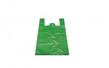 Taška zelená 55x47cm (23my)
