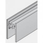 Dolní profil S65 stříbrný elox