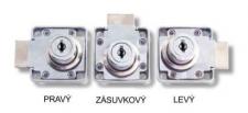 Zásuvkový zámek X 850 SISO 19x22