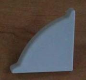 Koncovka Magic Levo-pravá hliník