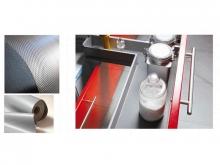 Protiskluzová folie 480 mm šedá