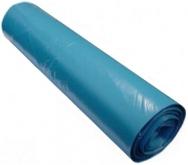 Pytel LDPE 70x110cm, 80 micronů, modrý