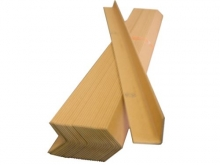 Rohové výztuže 35x35x2mm - délka 1 m