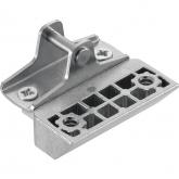 20K4101A Aventos HK/XS čelní kování pro úzký alu rámeček