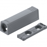 956.1201 TIP-ON přímý adapér standardní délka šedá