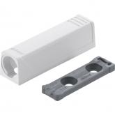 Přímý adaptér 50 mm bílý TIP-ON  BL 956.1201