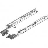 559.4501T korpusové lišty TIP-ON, délka 450 mm, 50 kg