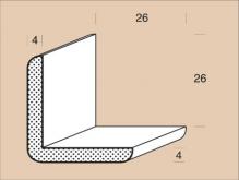 Lišta rohová napojovaná délka 2500mm