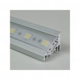 Lišta pro LED Wireli 60 Corner 30/60° hliník 2m