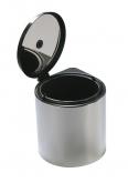 Odpadkový koš PAPRIKA INOX 40 1x11 l