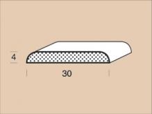 Krycí lišta napojovaná P3004 délka 2500mm