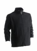 Mikina DARIUS fleece černá