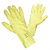 Rukavice Econohands  latex, velur