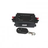 Vypínač a stmívač LED 12V 8A 0-100% + dál. ovl. klíčenka