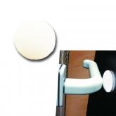 Tlumič nárazu samolepící - průměr 40 mm
